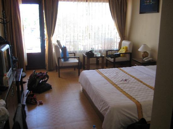 Blue Waves (Tien Dat) Resort: Double room