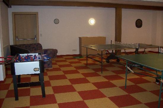 Hotel Marten: Spielzimmer 1. OG