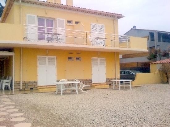 Hotel Lido Beach : Hotel Meerseite
