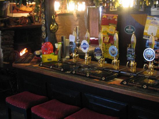 White Hart Inn: Bar