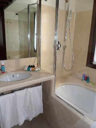 Ruzzini Palace Hotel: Bathrrom