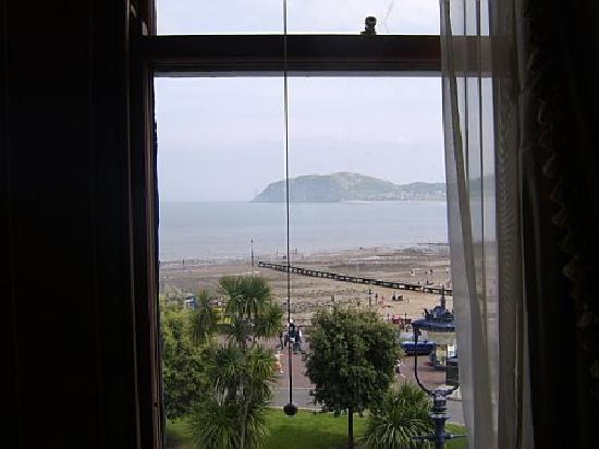 Osborne House: View From Window