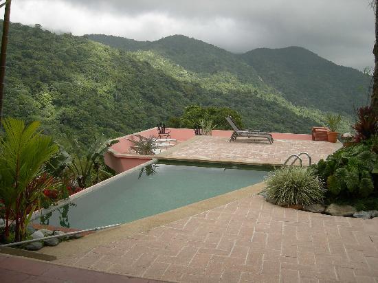 Casa Flamboyant: piscine