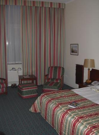 BEST WESTERN PLUS Park Hotel Brussels : Room