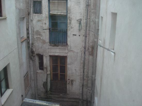 Hotel Los Girasoles II: las vistas desde mi habitacion!!!!!!!!!