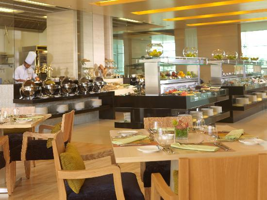 Park Rotana Abu Dhabi: Ginger All Day Dining