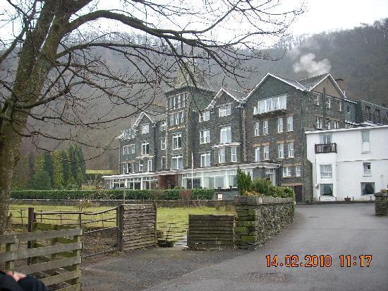 Lodore Falls Hotel Tripadvisor