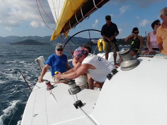 OnDeck Ocean Racing: No rest for the wicked, Bob!