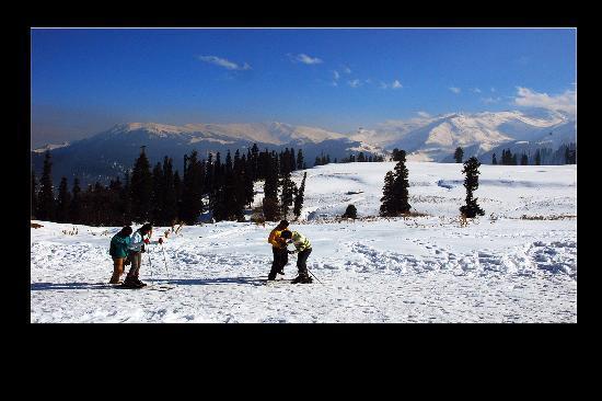 Jammu and Kashmir, India: Gulmarg
