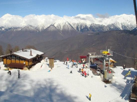 Grand Hotel Polyana: Alpika Service