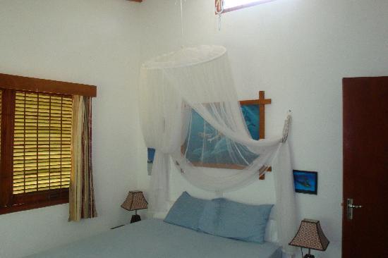 Le Grand Bleu: chambre