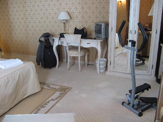 Acca Hotel: habitacion