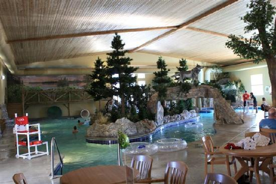 Thumper Pond Resort: Lazy River