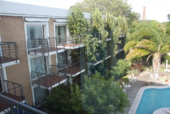 Radisson Colonia del Sacramento Hotel: Rooms with balcony