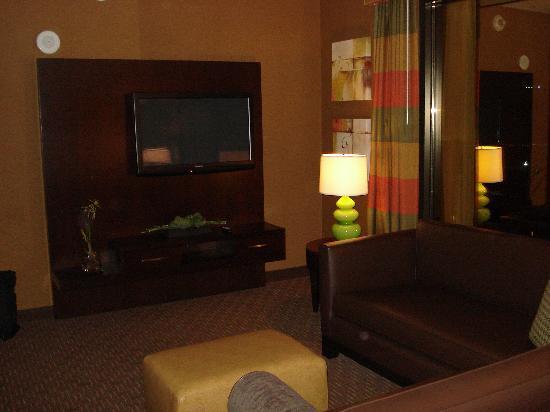 Rush Tower Junior Corner Suite Picture Of Golden Nugget Hotel Las Vegas Tripadvisor