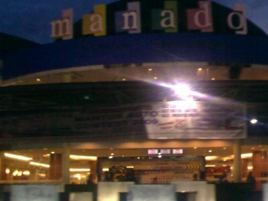 The City of Mall : Manado !!!