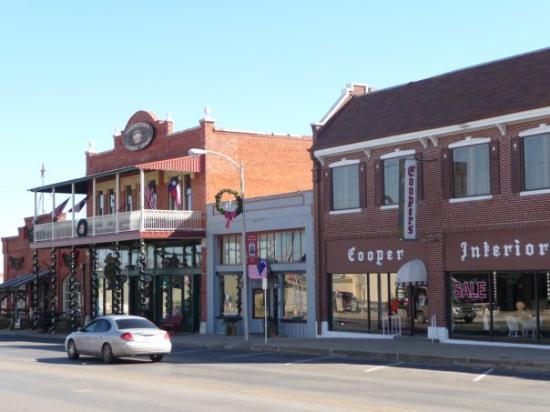 San Angelo, TX: Downtown