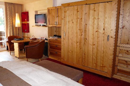 Hotel Rieser Aktiv & Spa Resort : Our room #222