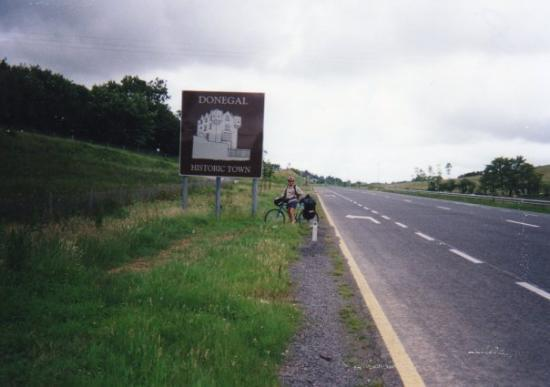 Donegal, Irlandia: IRELAND 2002