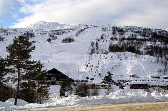 Sauda Ski Center