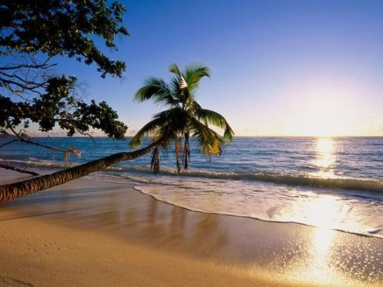 Manokwari, Indonesia: pasir putih
