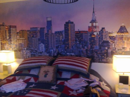 Delicieux The Town House Durham: New York Bedroom