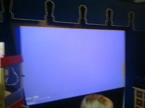 The Town House Durham: Premier Screen