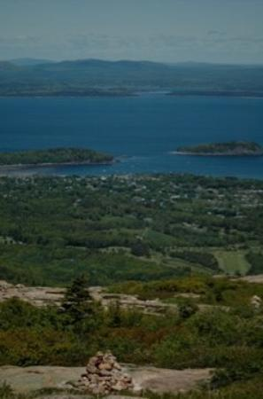 Bar Harbor, ME: Cadillac Mountain