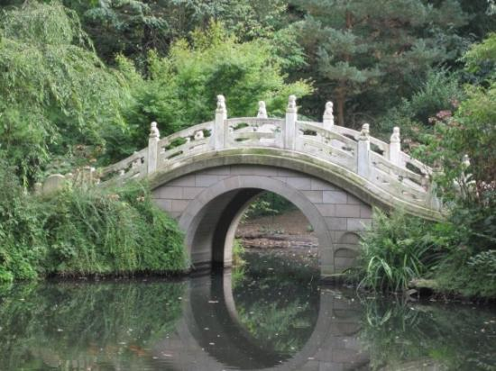 Duisburg, Alemania: Duiburg Zoo Chinese Garden