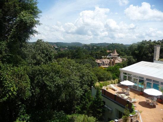 Boutique Hotel Varanda das Bromelias : Vista do Loft 44