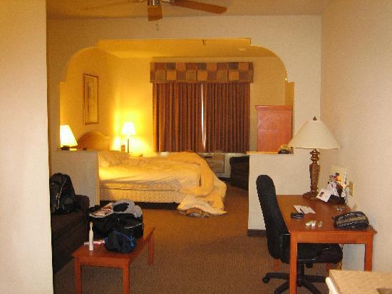 Comfort Inn & Suites Odessa: Great bed