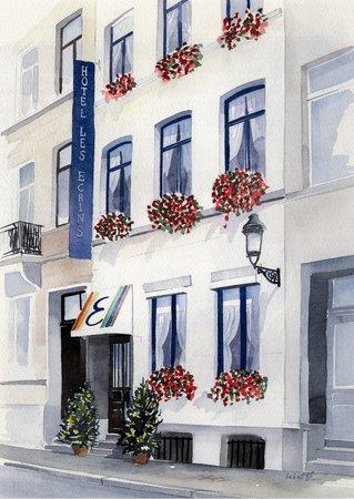 The Residence Les Ecrins: notre facade