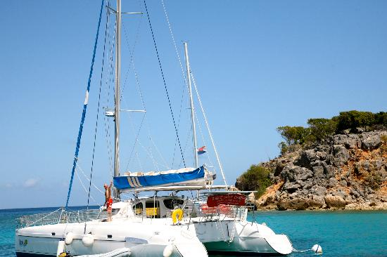 Private Yacht Charter SXM: Pierre