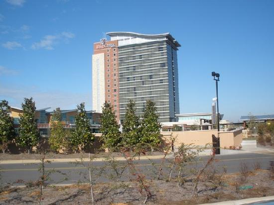 Wind Creek Casino & Hotel, Atmore: The Hotel