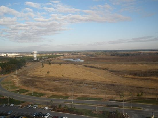 Wind Creek Casino & Hotel, Atmore: View From the Room