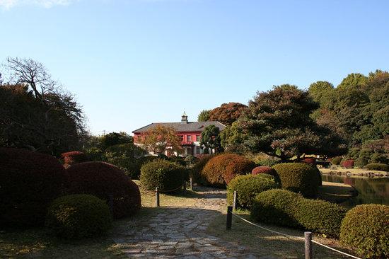 Bunkyo, Japan: 庭園