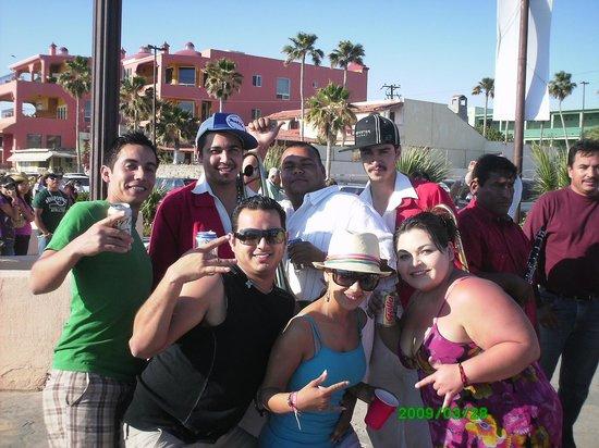 Playa Bonita Hotel: DE PASEO POR EL MALECON