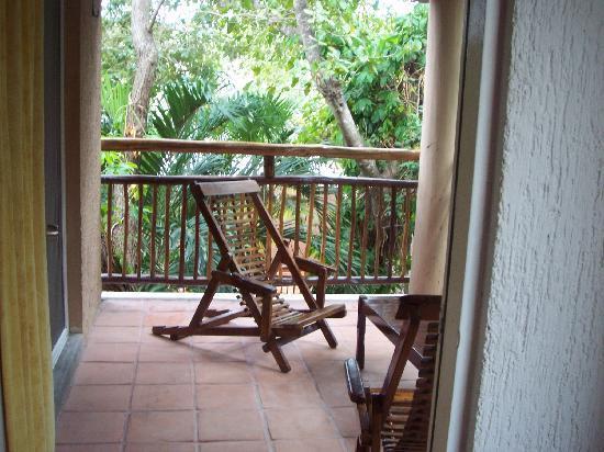 Hotel El Tukan: balcony
