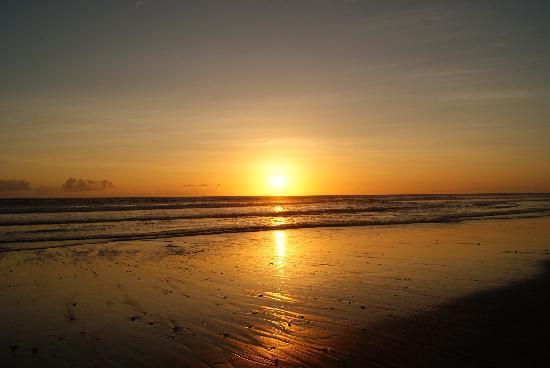 The Oberoi Bali : Sunset in Bali