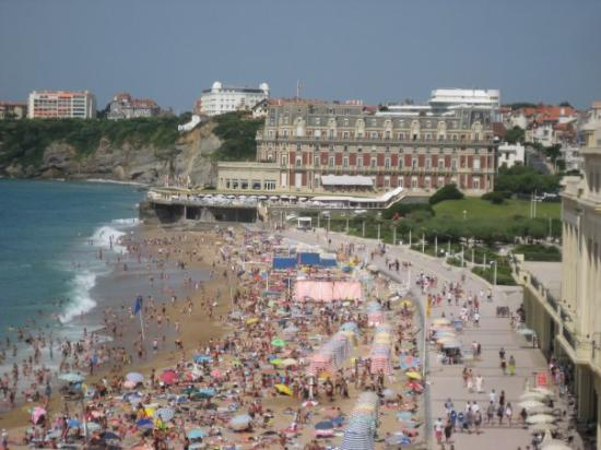 Biarritz baby