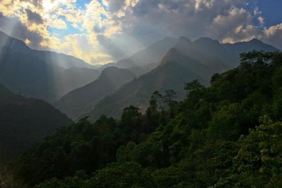 Sapa, Vietnam: Bản Hồ