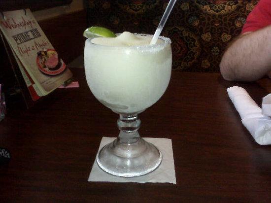 Abuelo's: Celebratory margarita