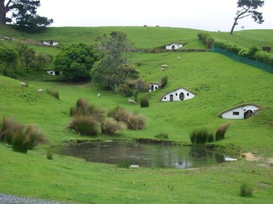 Matamata, New Zealand: The Shire