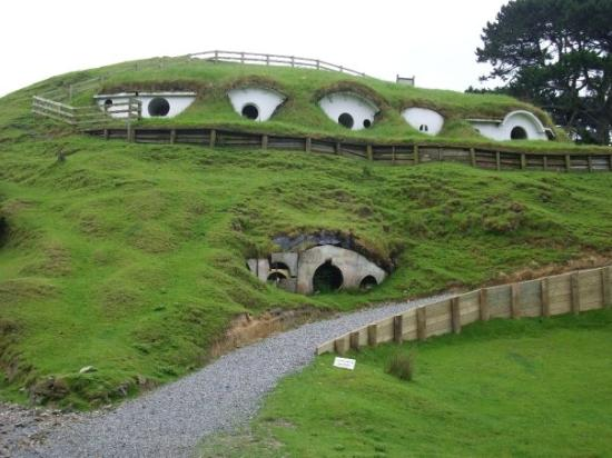 Middle Earth Tours Matamata