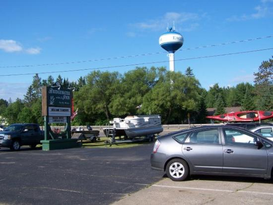 Eagle River, WI: One sunny July day