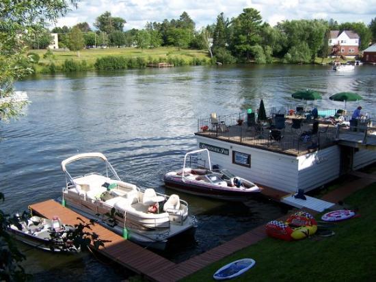 Eagle River, WI: Fishing, pontoon riding or water skiing