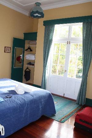 White Island Rendezvous: Bedroom