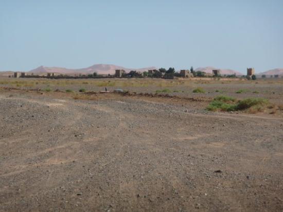 Kasbah Hotel Said: Vur sur les Dunes de Merzouga