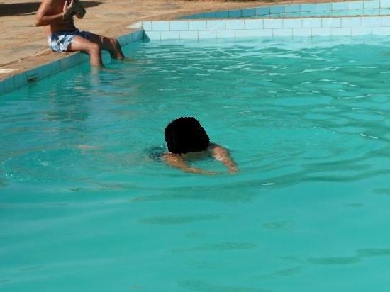 Kasbah Hotel Said: Et enfin la piscine