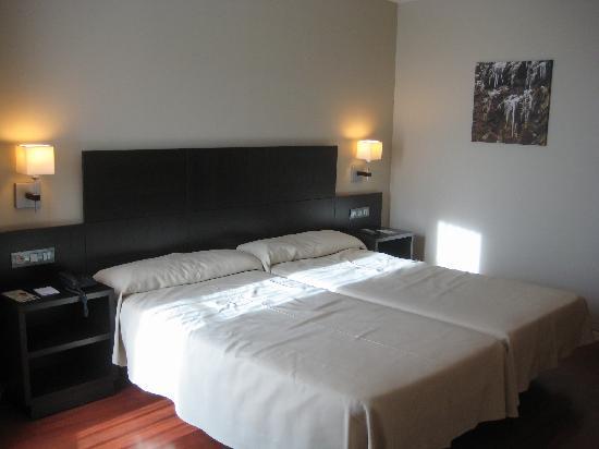 Hotel Font d'Argent: HABITACION